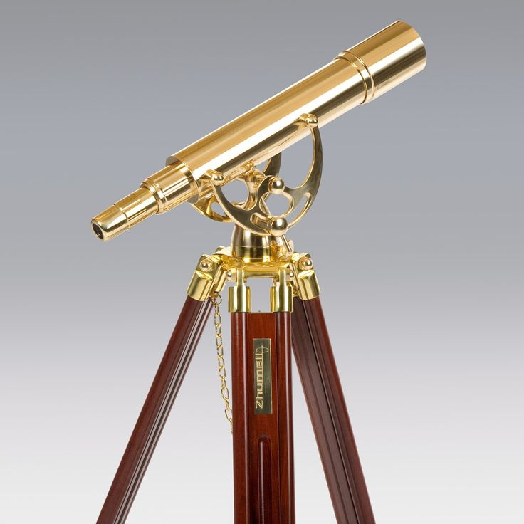 Have To Have It Zhumell Alexander Brass Zoom Telescope