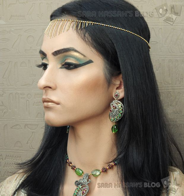 egyptian princess - halloween
