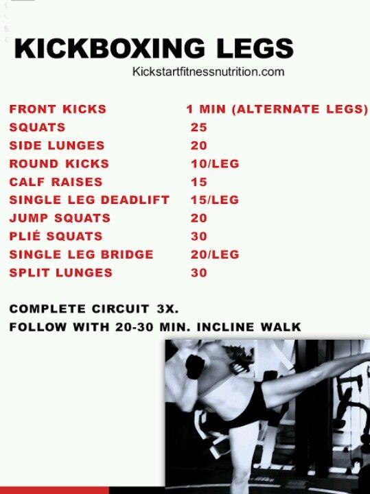 #Kickboxing - my new motivation