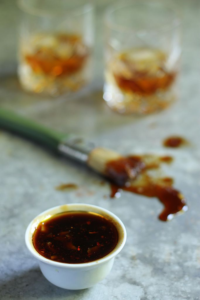 Official T.G.I. Friday's Jack Daniel's Sauce Recipe with Grill Glaze » So Good Blog