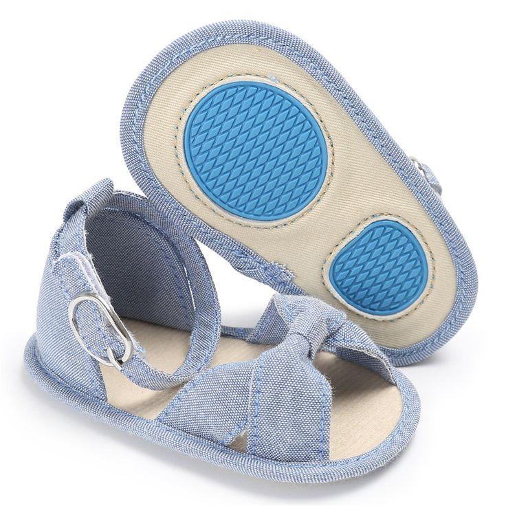 Aliexpress.com: Koop Baby Meisje Sandalen antislip Schoenen Strik Prinses Schoenen Peuter Meisje Schoenen Casual Zachte Bodem Sandalen 0 18 M van betrouwbare baby sandals girls leveranciers op Mummy & Baby Store