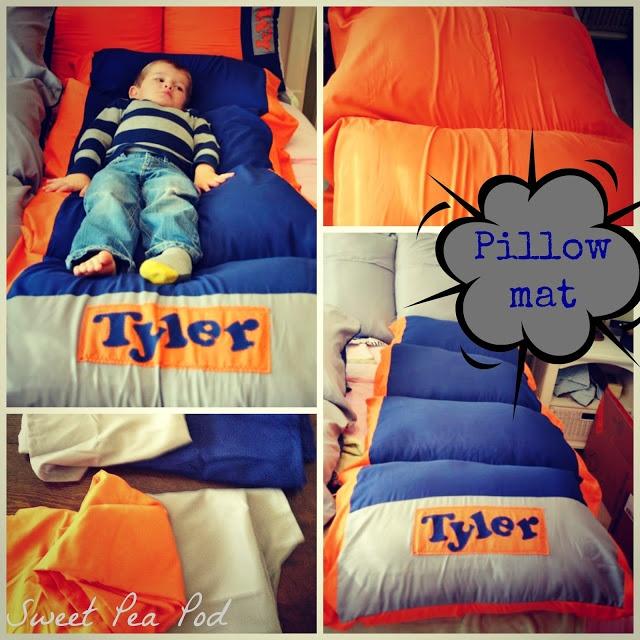 pillow mat