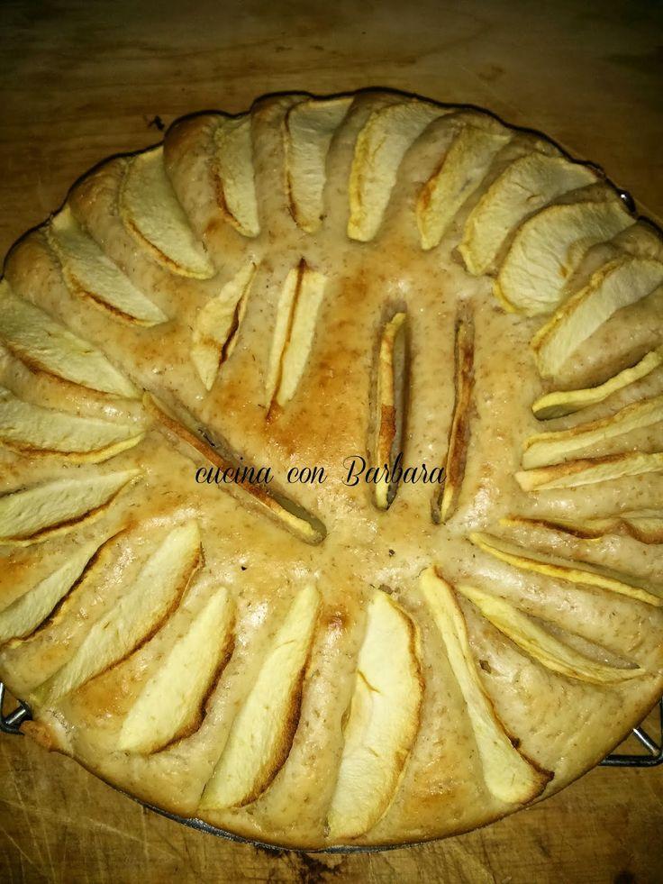 Cucina con Barbara: Torta di mele vegan