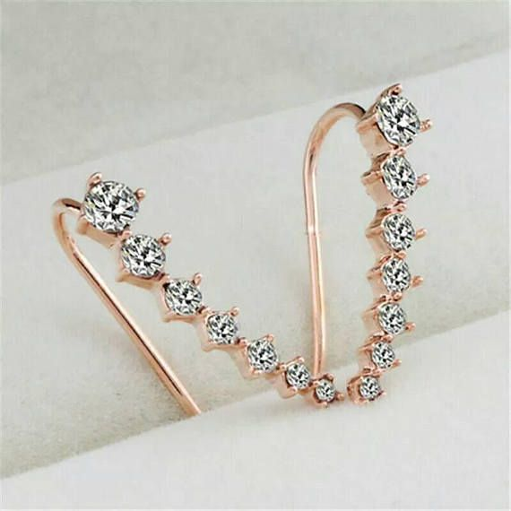 Check out this item in my Etsy shop https://www.etsy.com/ca/listing/584804035/free-shipping-canada-rose-gold-climbers