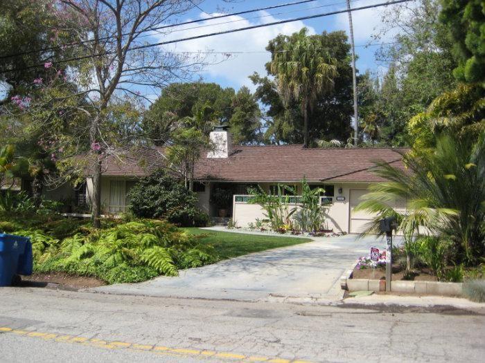The Golden Girls House (Brentwood)