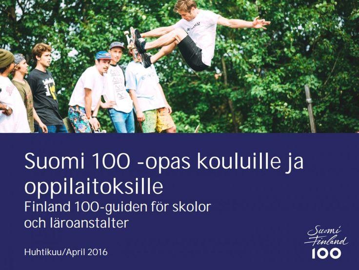 Suomi 100 -juhlavuoden opas kouluille ja oppilaitoksille » Mediakasvatus
