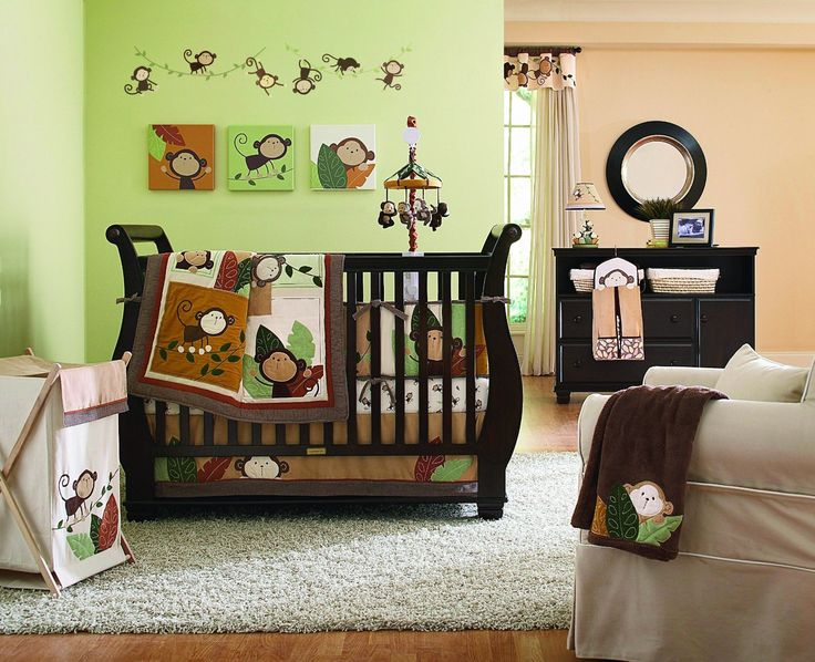 Monkey Bedroom Decorations - Most Popular Interior Paint Colors Check more at http://mindlessapparel.com/monkey-bedroom-decorations/