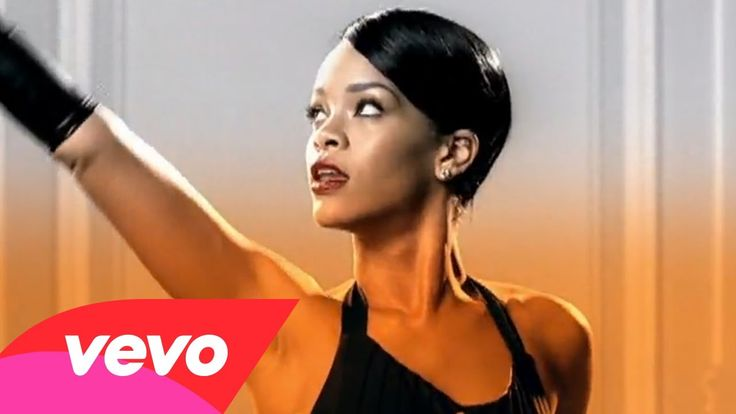 Rihanna - Umbrella (Orange Version) ft. JAY-Z. One of the last vids RiRi did before she crossed over to the Dark Side. Not my fave vocalist, but she has done some cool tunes.