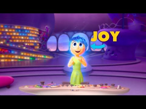 20+ Inside Out Clips to Help Teach Children About Feelings - The Helpful Counselor   The Helpful Counselor