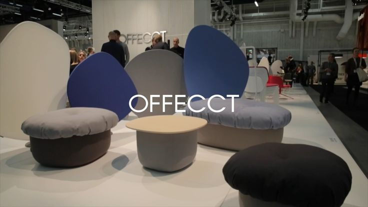 Thank you for your visit us at Stockholm Furniture Fair 2016. Offecct