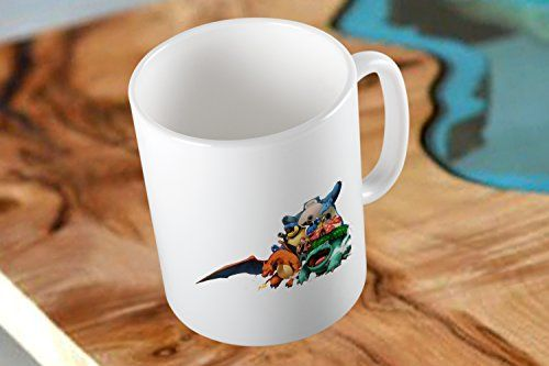 POKEMON First Gen Squad Two Side White Coffee Mug with Low Shipping Cost Mug http://www.amazon.com/dp/B0192RXCEC/ref=cm_sw_r_pi_dp_H4HEwb1XSC340  #mug #printmug #mugs #ceramic #coolmug #pokemon #squad