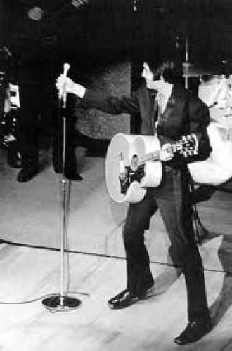 International Hotel, Las Vegas, August 1, 1969: The public shows begin, and Elvis gets into the swing of daily performance. He'll do two shows a night.