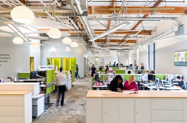 CPP (The Myers-Briggs Assessment Publisher) Headquarters by Design Blitz, Sunnyvale – California » Retail Design Blog