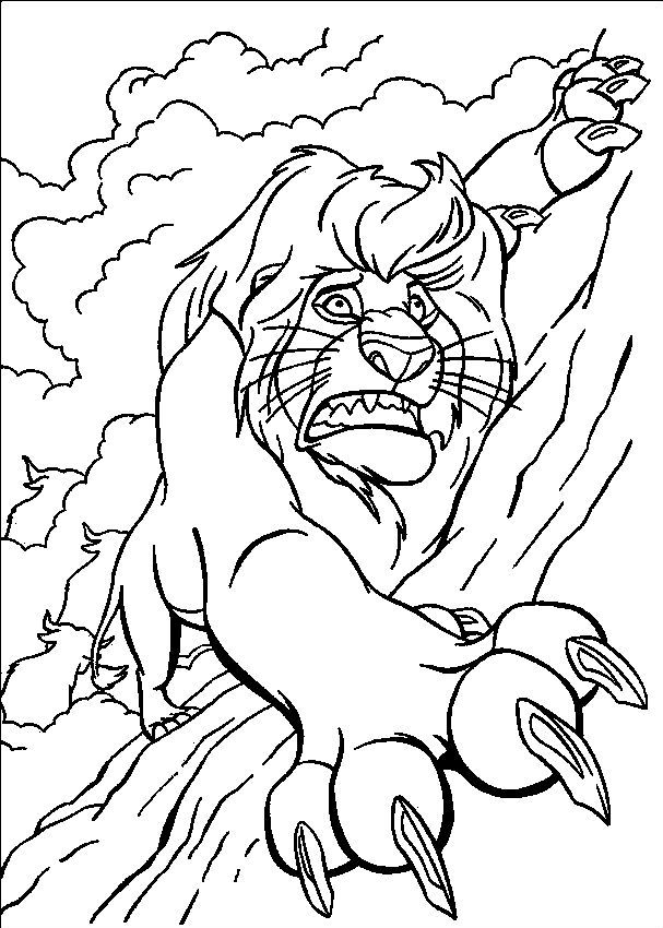 mufasa coloring pages - 24 best images about lion king coloring pages on pinterest