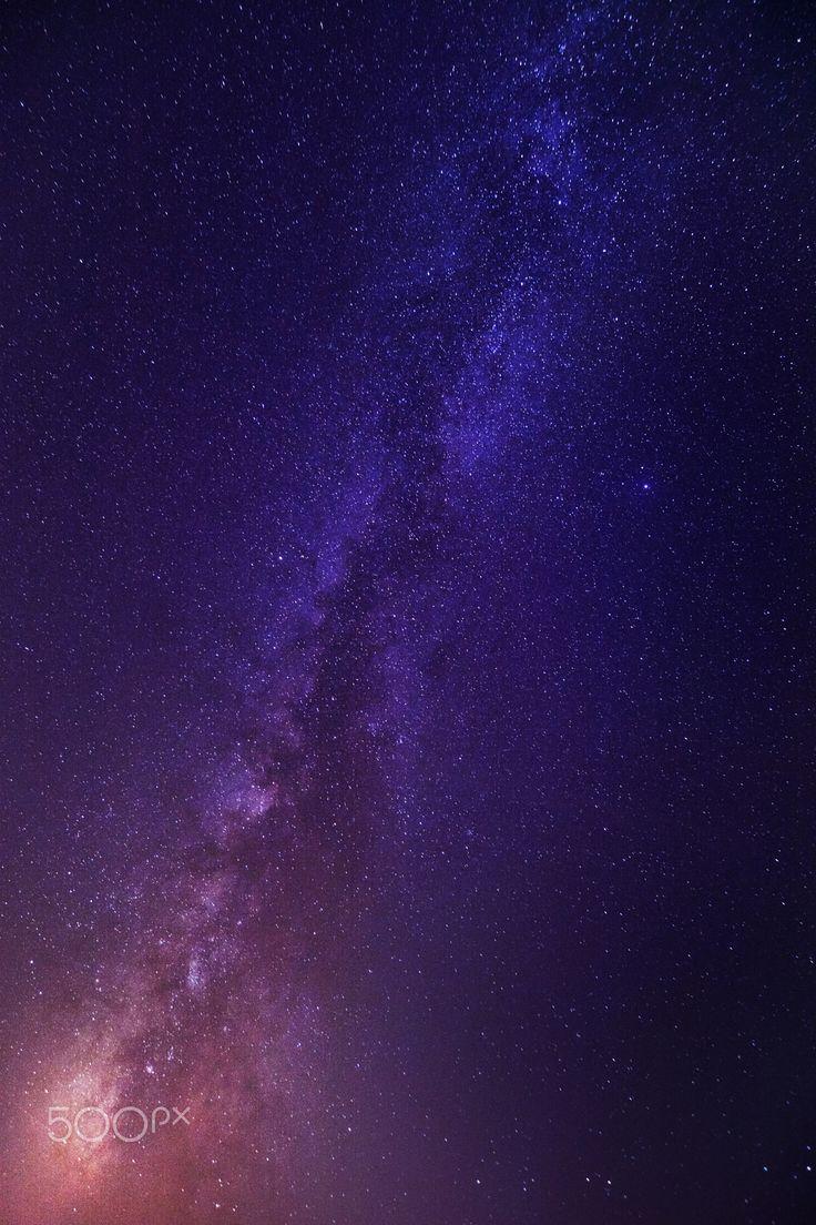 Rocketship  #galaxy #milky #way #milkyway #night #night #sky #space #stars #trail
