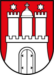 File:Coat of arms of Hamburg.svg