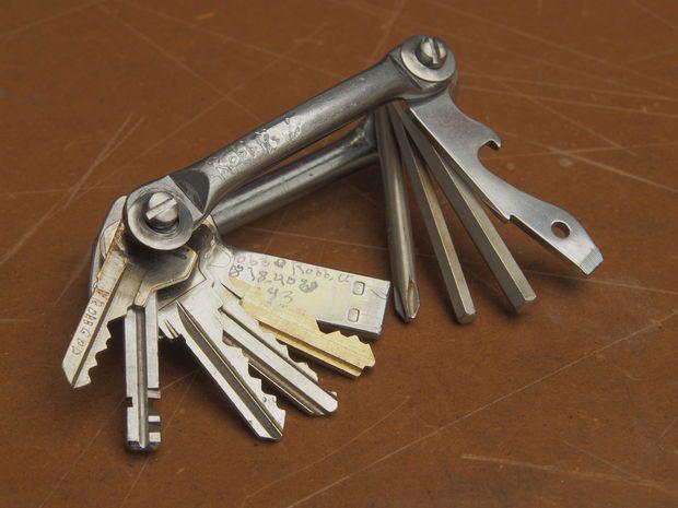 Picture of Multi key + Bike Tools + USB Drive + Bottle opener + Screwdriver (~$15 ~1hr)
