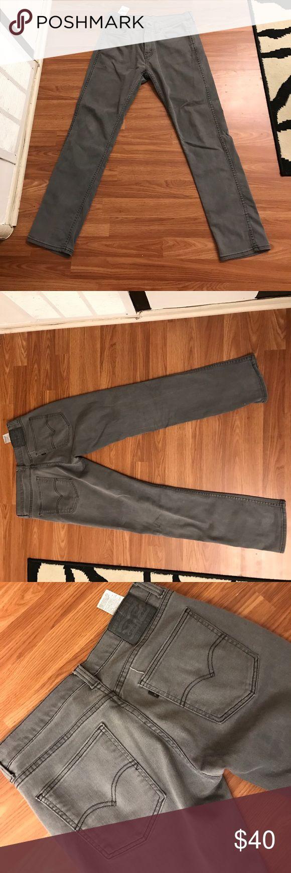 Levi 511 slim fit jeans Levi 511 slim fit jeans 33w 32L. Great jeans. Amazing feel! Levi's Jeans Slim