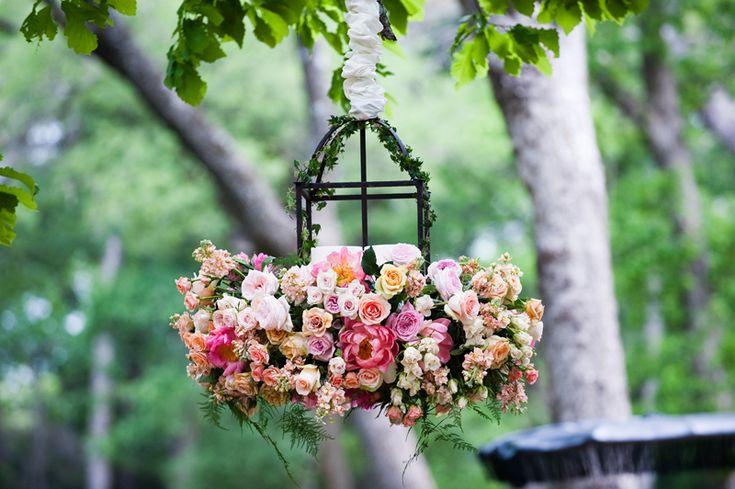 Modern English Garden Wedding Inspiration