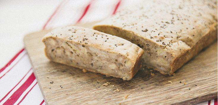 Recipe Of The Week: Banana Chia Seed Bread | Move Nourish Believe