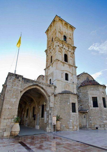 Church of Lazarus (Agios Lazaros) | Larnaca, Cyprus