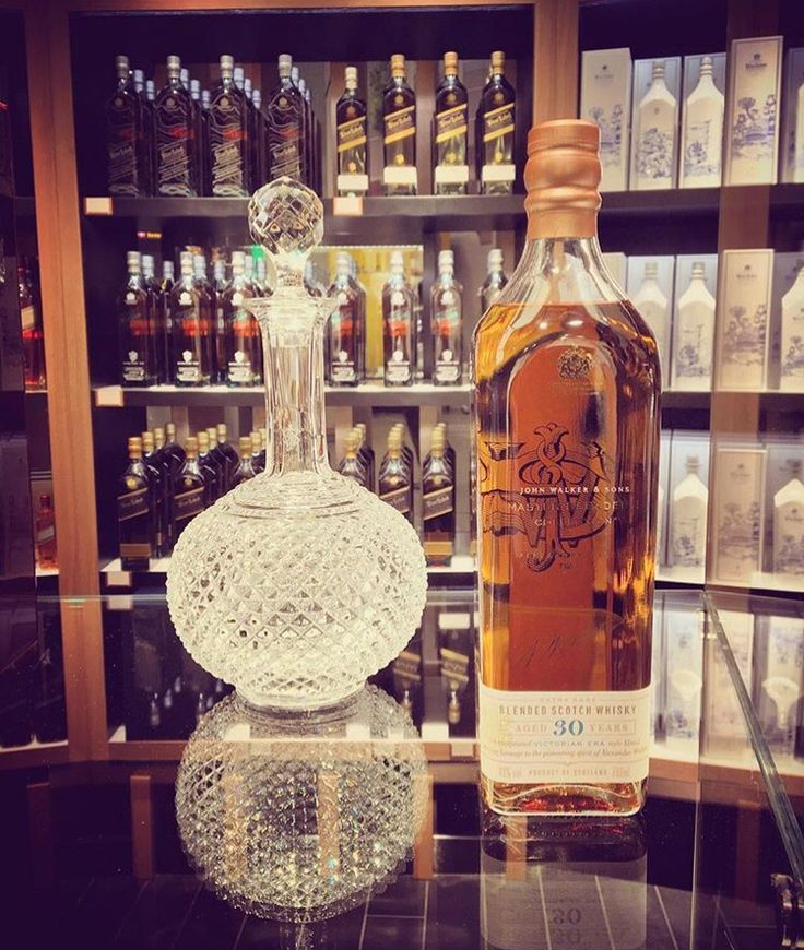 Johnnie Walker Masters Blenders Collection The Victorian Era Edition