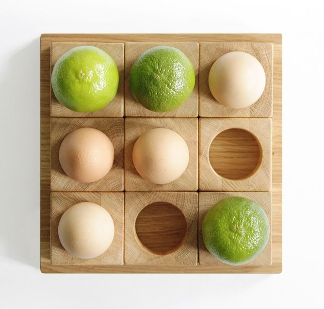 MILONI egg holders design. Easter decor idea. www.miloni.pl/en
