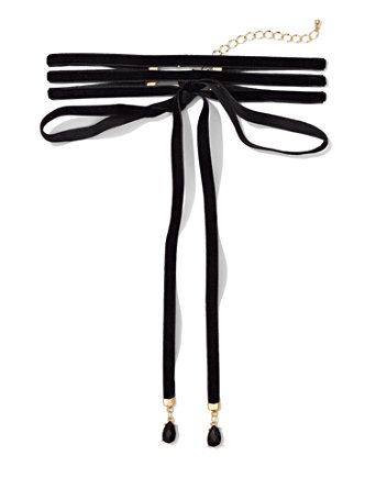 Shop Velvet Bolo Choker . Find your perfect size online at the best price at New York & Company.