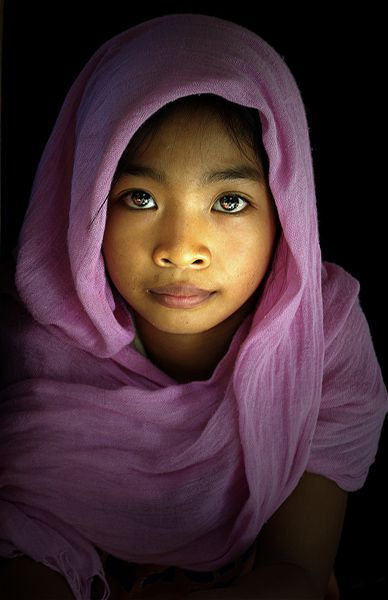 a girl from Mt. Gulugod (people, portrait, beautiful, photo, picture, amazing, photography, kid, child)