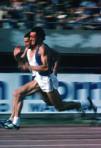 Pietro Mennea, la flecha del sur. El atleta italiano fue recordman mundial de los 200 durante 17 años y campeón olímpico en Moscú 80.