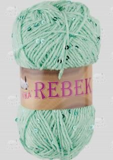 Rebeka 21 - světle modrá