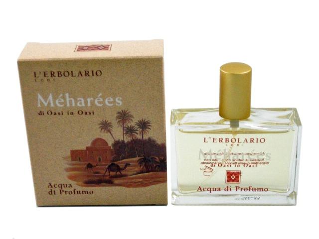 Méharées Acqua di Profumo (Eau de Parfum) by L'Erbolario Lodi #Fragrance #ForMen