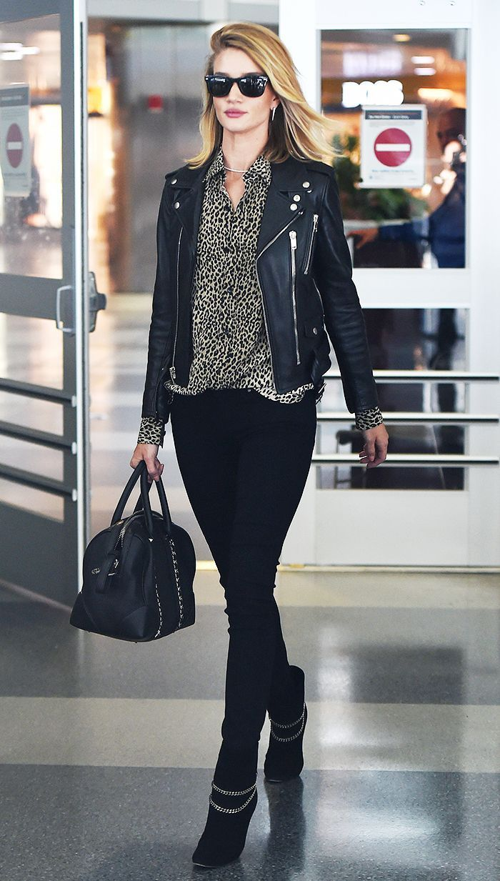 Airport Awards: The Top 10 Celebs Who Win at Travel Style via Who What Wear  #ai…