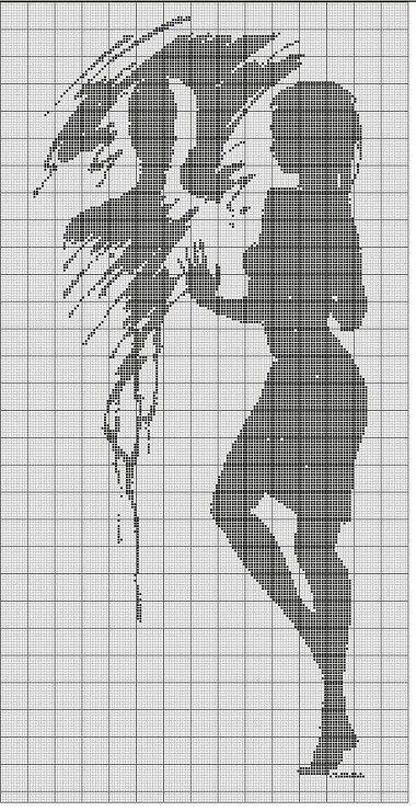 черно-белые картинки схемы