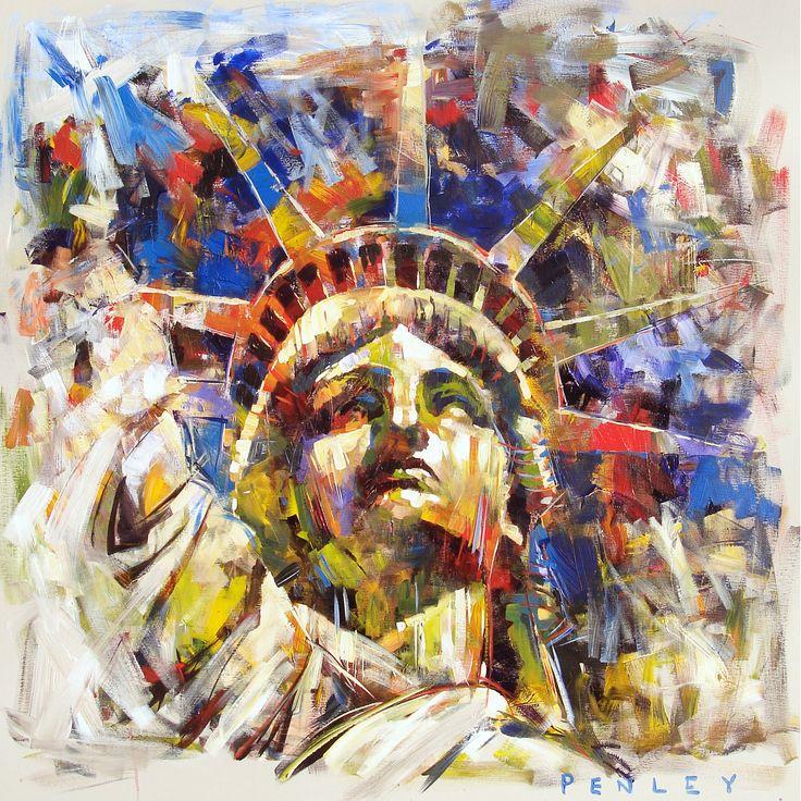 Liberty 1 - Steve Penley