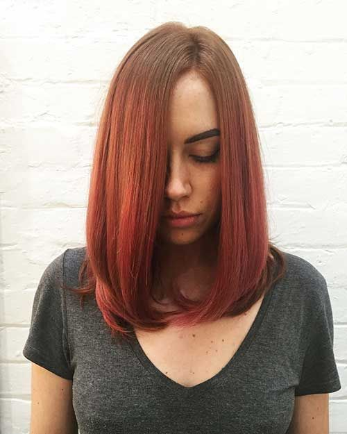 Auffällige kurze rote Haar-Ideen zu versuchen – beste-frisuren-frauen