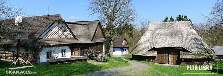 Čtyřboká stodola