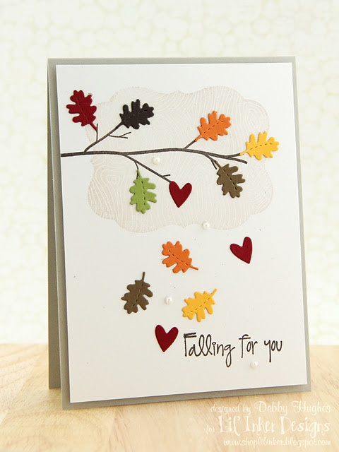 Simple Autumn leaves another cricut idea