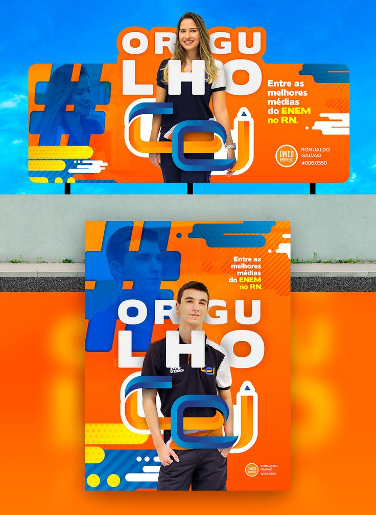 Campanha #OrgulhoCei | Cei Romualdo on Behance