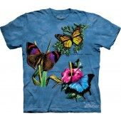 Camiseta - The Mountain - Winged Collage jlle1 @jlle1.com