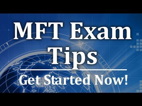 MFT Exam Tips - Free Bowen Family Systems - YouTube