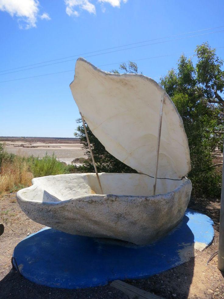 The Big Oyster, Ceduna SA