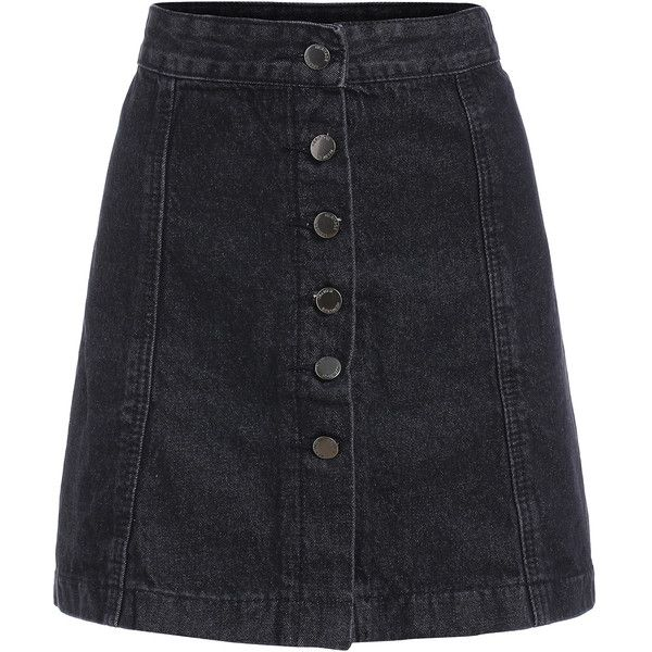 17 best ideas about A Line Denim Skirt on Pinterest | Chic outfits ...