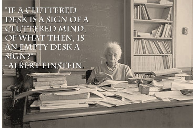 There's only so long you can use Einstein as an excuse ....  Need extra storage space for archives?  We can help :-).  Read how here >>  http://www.gatewaystorage.co.nz/storage-space/