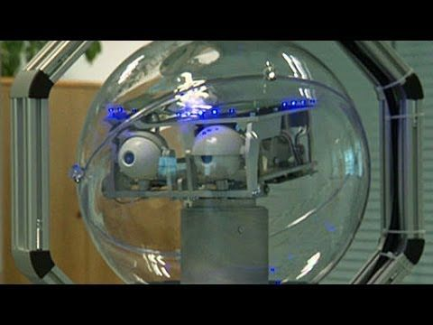 BBC Learning English: Video Words in the News: Robot security guard (2 July 2014) - YouTube