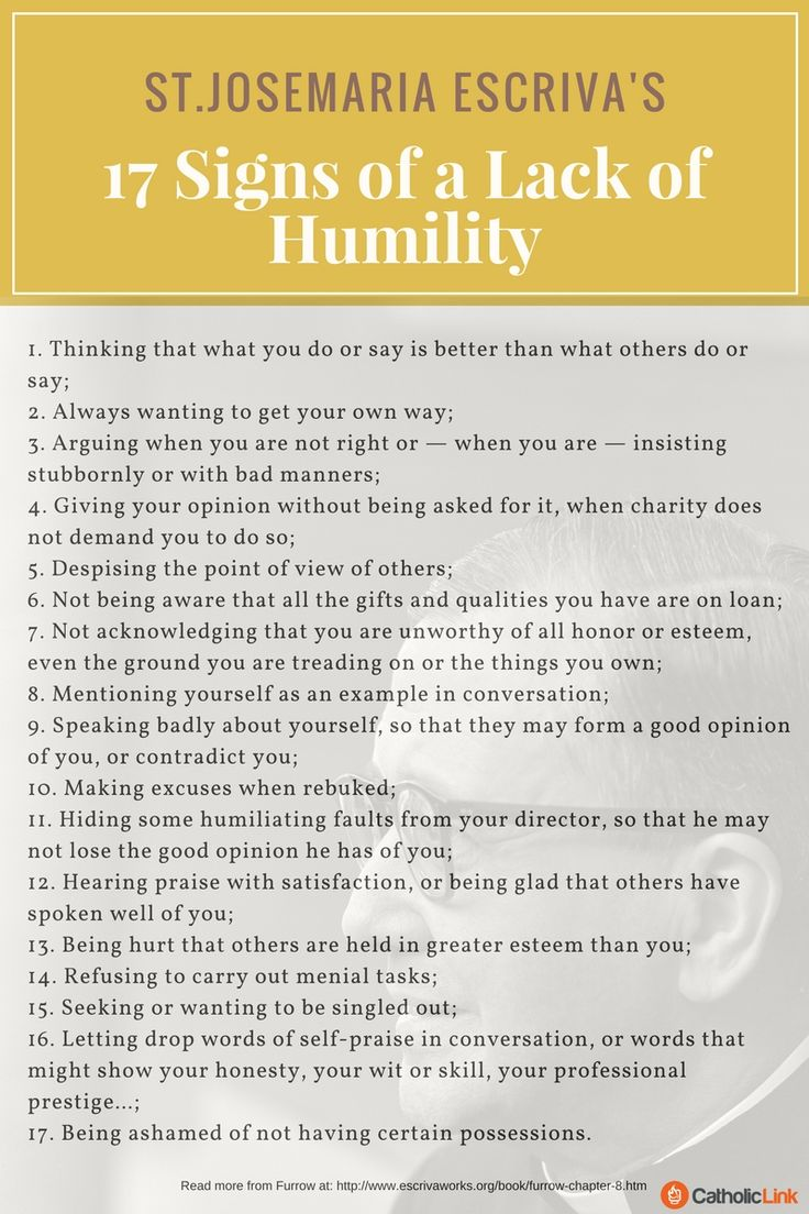 This is an image of Shocking Litany of Humility Printable