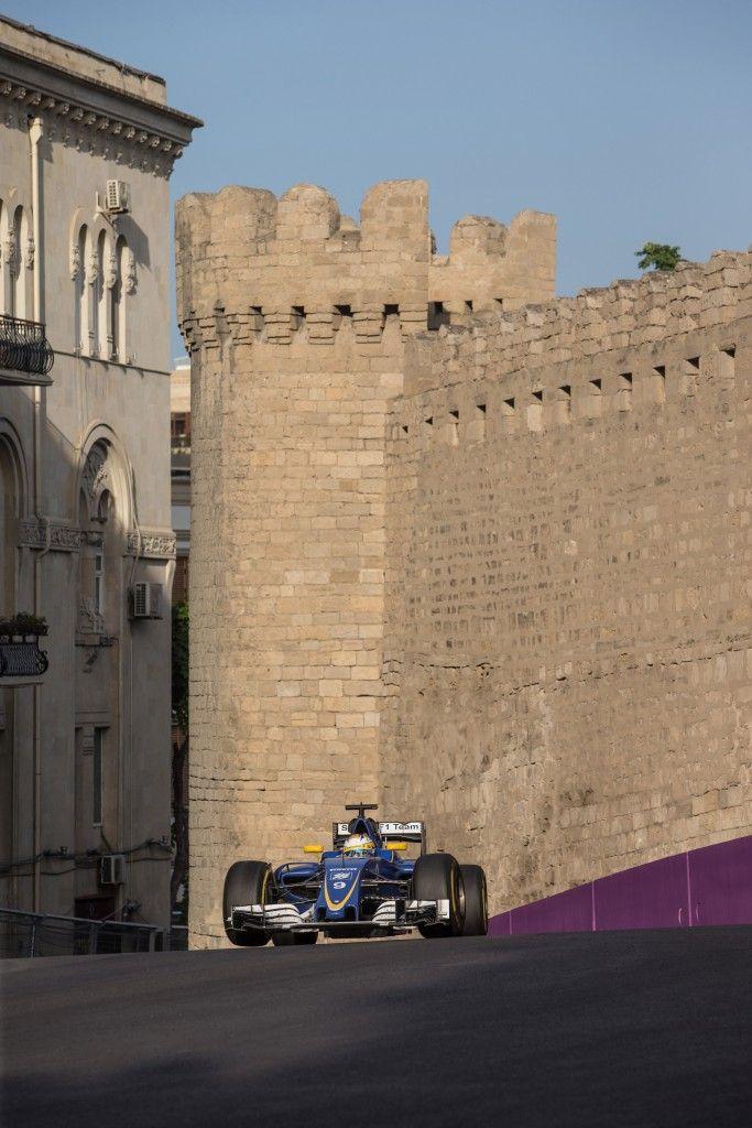 2016 European Grand Prix - Sauber F1 Team - #SauberF1Team #JoinOurPassion #Racing #F1 #EuropeGP #Formula1 #FormulaOne #motorsport