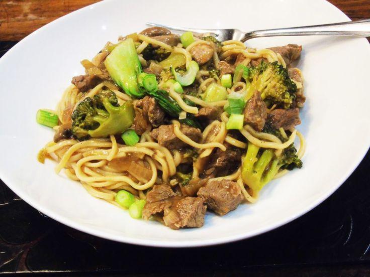 Syn Free Beef & Broccoli Stir Fry - Slimming World - Healthy - Easy Dinner - Recipe - Recipes