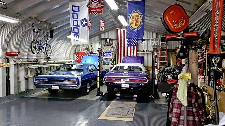 The Ultimate Muscle Car Man Cave By Charlie Gaston Click to Find out more - http://fastmusclecar.com/readers-rides/the-ultimate-muscle-car-man-cave-by-charlie-gaston/ COMMENT.