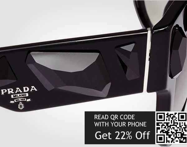 Save Online Now: Save 22 % on Prada Mod. 22Qs Sole -  Women sunglas...